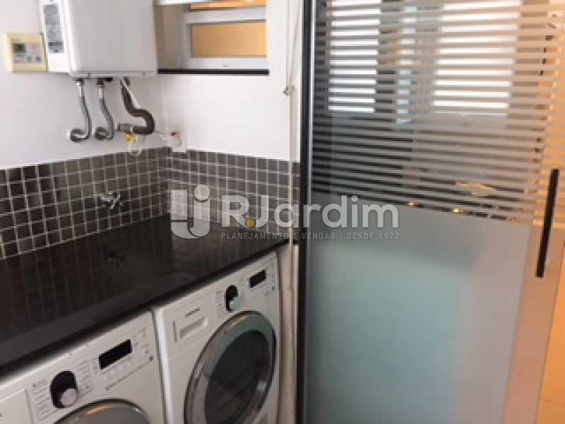área de serviço - Apartamento 3 quartos à venda Ipanema, Zona Sul,Rio de Janeiro - R$ 1.900.000 - LAAP31731 - 9