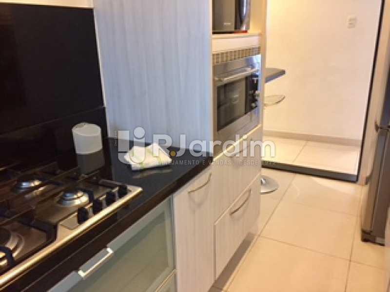 cozinha - Apartamento 3 quartos à venda Ipanema, Zona Sul,Rio de Janeiro - R$ 1.900.000 - LAAP31731 - 10
