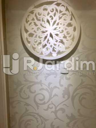 detalhe do lavabo - Apartamento À VENDA, Ipanema, Rio de Janeiro, RJ - LAAP31731 - 18