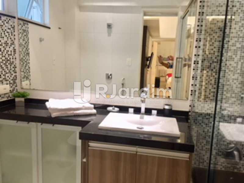 banheiro da suíte - Apartamento À VENDA, Ipanema, Rio de Janeiro, RJ - LAAP31731 - 20