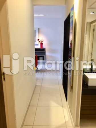 circulação - Apartamento 3 quartos à venda Ipanema, Zona Sul,Rio de Janeiro - R$ 1.900.000 - LAAP31731 - 27