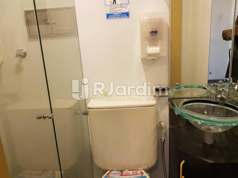 Banheiro 1 - Salas comerciais Jardim Oceânico - LASL00158 - 9