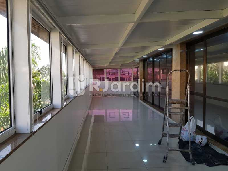 Salão - Salas comerciais Jardim Oceânico - LASL00158 - 1