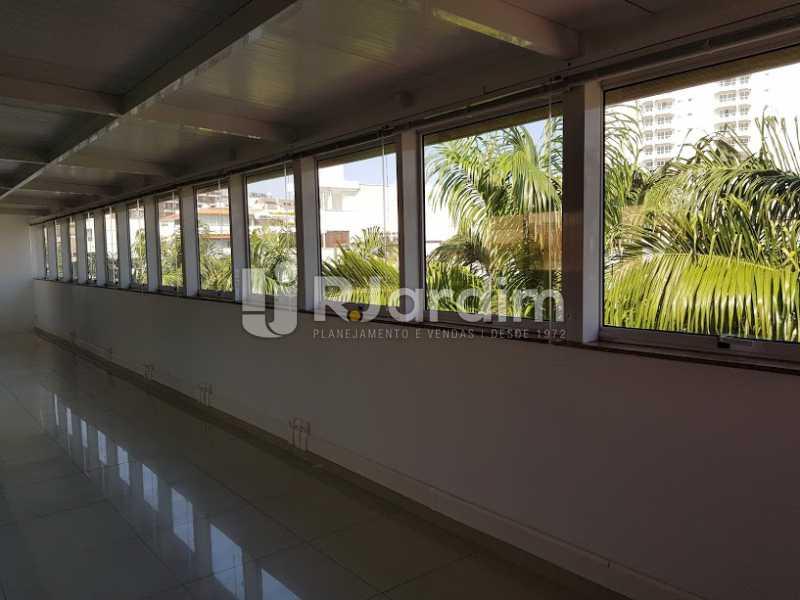 Salão - Salas comerciais Jardim Oceânico - LASL00158 - 5