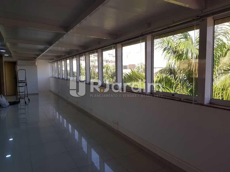 Salão - Salas comerciais Jardim Oceânico - LASL00158 - 6