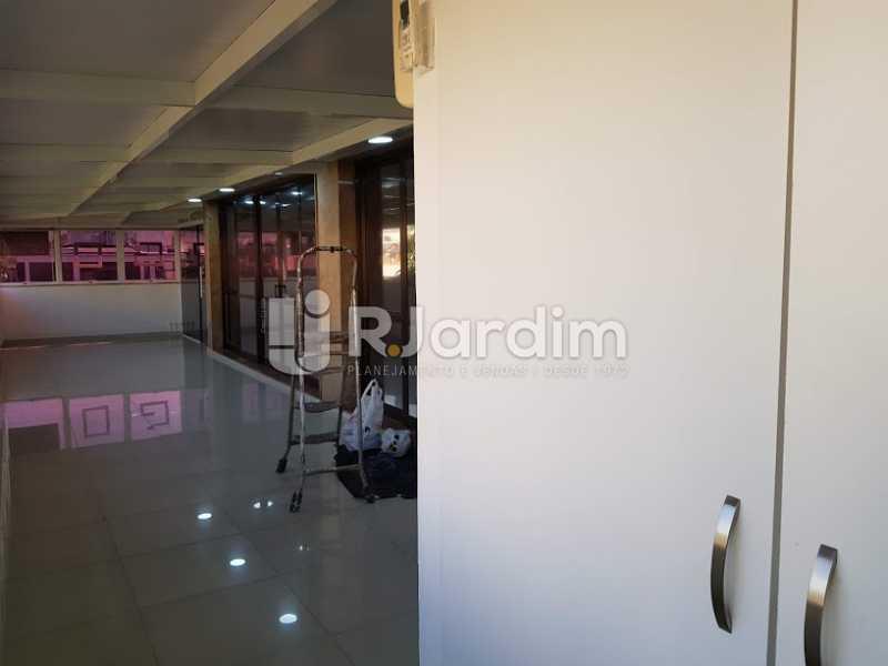 Salão - Salas comerciais Jardim Oceânico - LASL00158 - 4