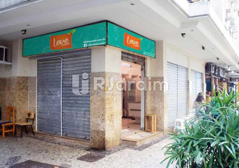 Fachada - Loja PARA ALUGAR, Copacabana, Rio de Janeiro, RJ - LALJ00111 - 1
