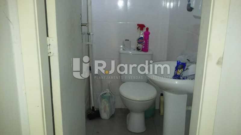 banheiro - Loja PARA ALUGAR, Copacabana, Rio de Janeiro, RJ - LALJ00111 - 10
