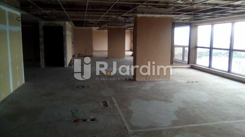 Salão - Imóveis Aluguel Andar Comercial Botafogo - LAAN00029 - 5
