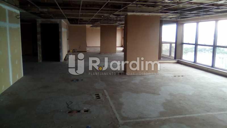 Salão - Imóveis Aluguel Andar Comercial Botafogo - LAAN00029 - 6
