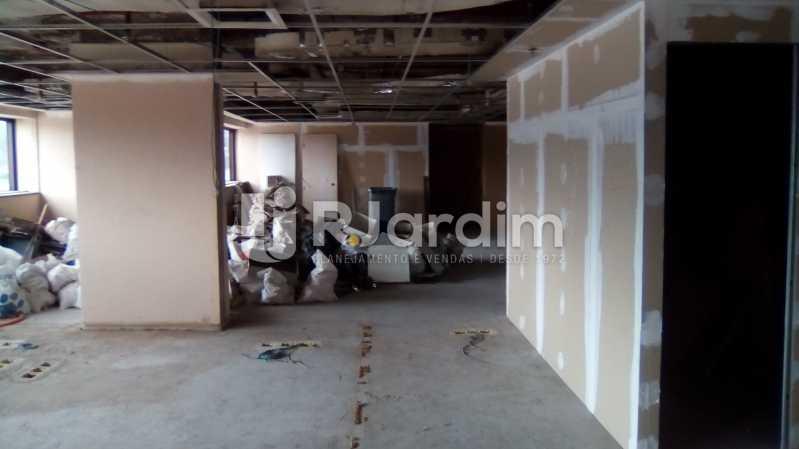 Salão - Imóveis Aluguel Andar Comercial Botafogo - LAAN00029 - 14
