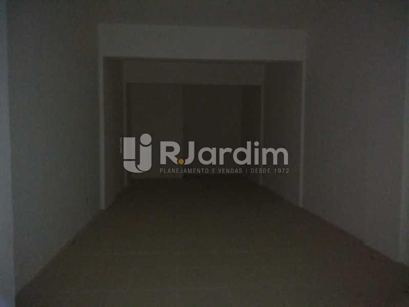 Interior Loja - Imóveis Aluguel Loja Comercial Humaitá - LALJ00113 - 5