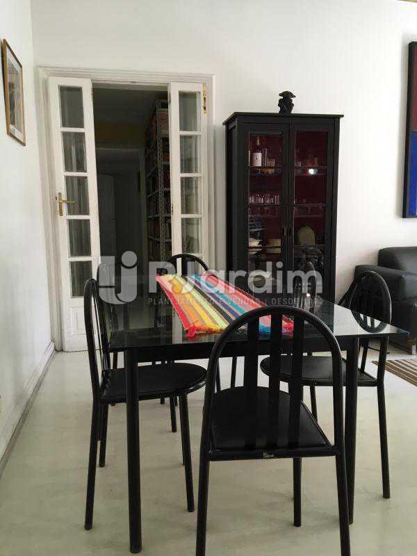 sala.jantar - Apartamento Flamengo, Zona Sul,Rio de Janeiro, RJ À Venda, 3 Quartos, 127m² - LAAP31739 - 7