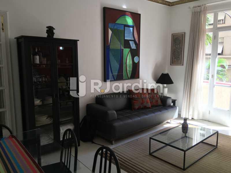 sala.estar.jantar - Apartamento Flamengo, Zona Sul,Rio de Janeiro, RJ À Venda, 3 Quartos, 127m² - LAAP31739 - 4