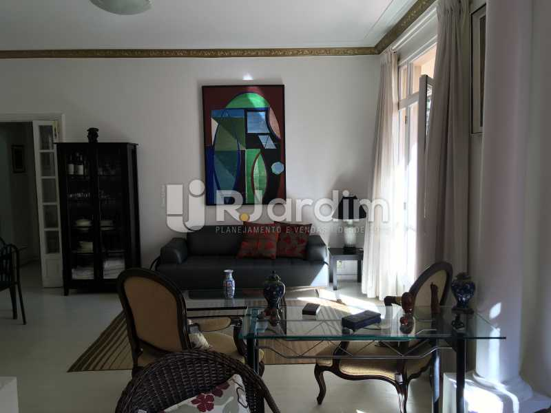 sala.estar.jantar.ampla - Apartamento Flamengo, Zona Sul,Rio de Janeiro, RJ À Venda, 3 Quartos, 127m² - LAAP31739 - 3