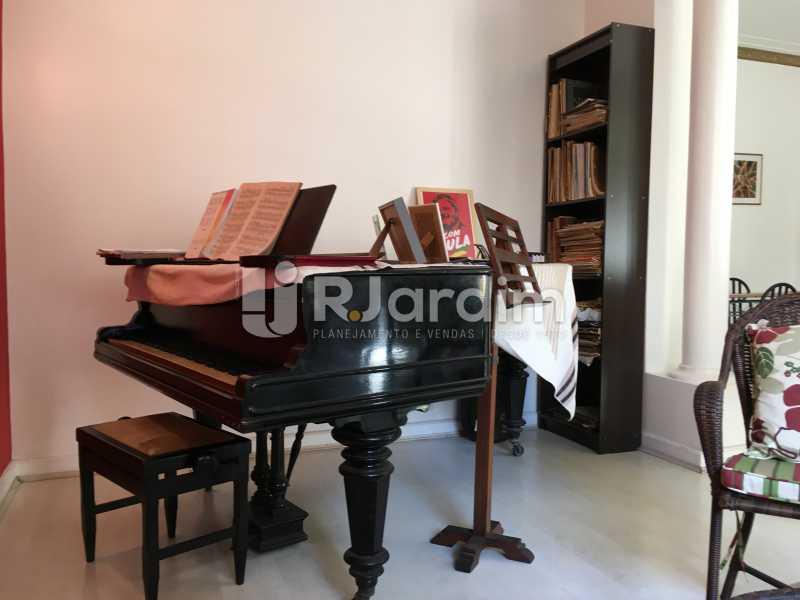 sala.musica - Apartamento Flamengo, Zona Sul,Rio de Janeiro, RJ À Venda, 3 Quartos, 127m² - LAAP31739 - 11