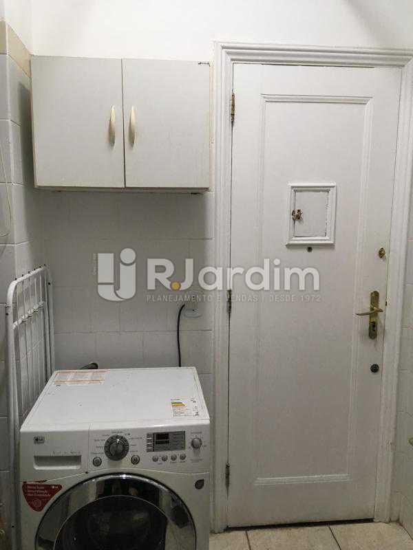 area.serviço - Apartamento Flamengo, Zona Sul,Rio de Janeiro, RJ À Venda, 3 Quartos, 127m² - LAAP31739 - 27