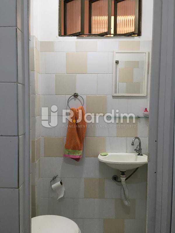 banheiro.empregada - Apartamento Flamengo, Zona Sul,Rio de Janeiro, RJ À Venda, 3 Quartos, 127m² - LAAP31739 - 28