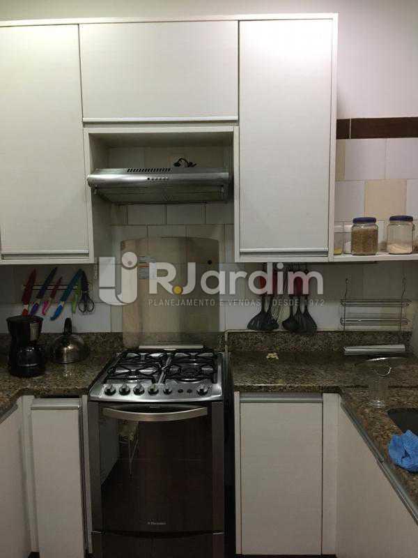 cozinha.2 - Apartamento Flamengo, Zona Sul,Rio de Janeiro, RJ À Venda, 3 Quartos, 127m² - LAAP31739 - 22