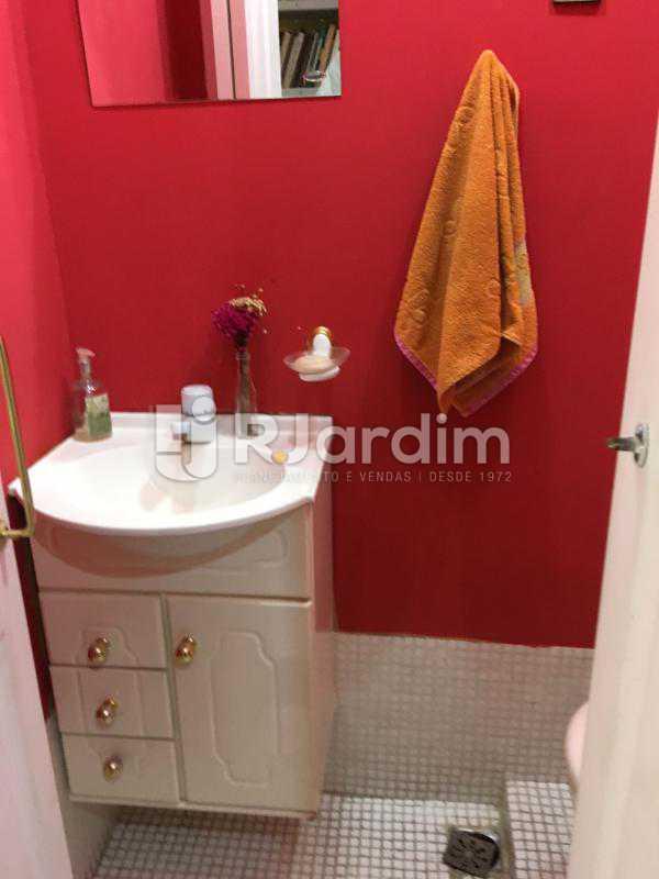 lavabo - Apartamento Flamengo, Zona Sul,Rio de Janeiro, RJ À Venda, 3 Quartos, 127m² - LAAP31739 - 16