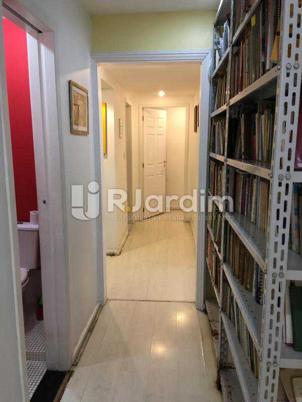 corredor - Apartamento 3 quartos à venda Flamengo, Zona Sul,Rio de Janeiro - R$ 1.100.000 - LAAP31739 - 24