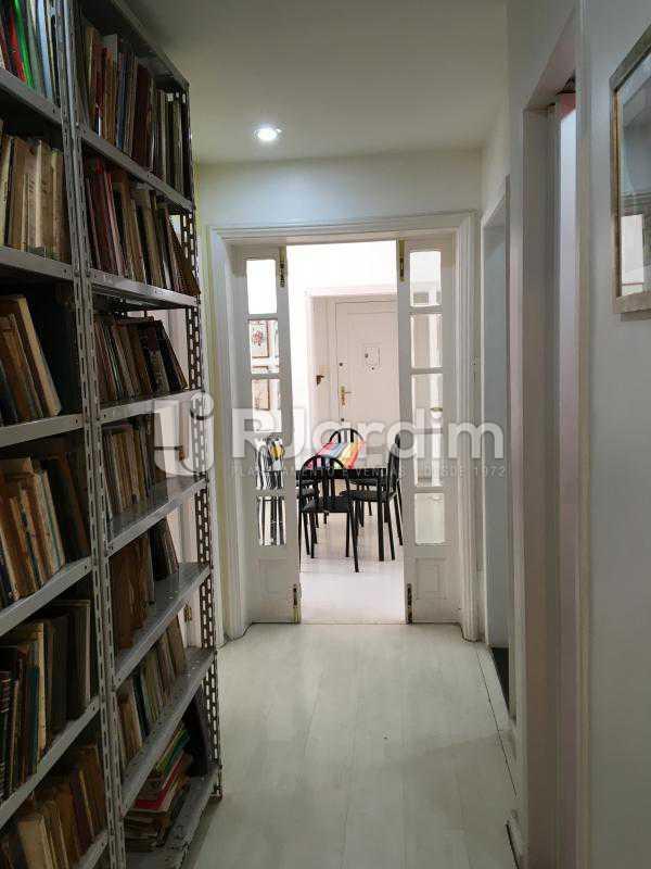 corredor2 - Apartamento Flamengo, Zona Sul,Rio de Janeiro, RJ À Venda, 3 Quartos, 127m² - LAAP31739 - 26