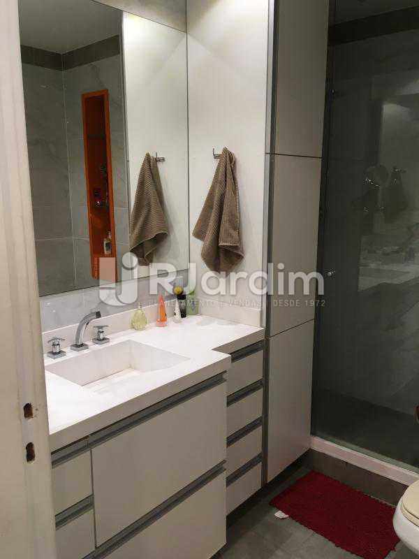 banheirosocial - Apartamento Flamengo, Zona Sul,Rio de Janeiro, RJ À Venda, 3 Quartos, 127m² - LAAP31739 - 21