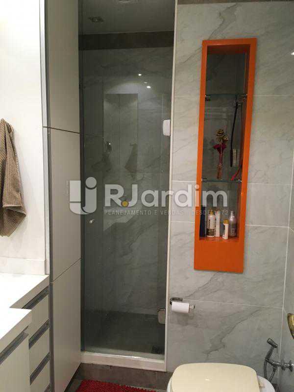 banheirosocial2 - Apartamento Flamengo, Zona Sul,Rio de Janeiro, RJ À Venda, 3 Quartos, 127m² - LAAP31739 - 20