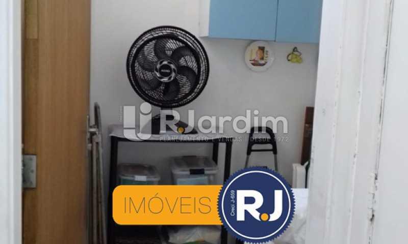 Dependência - 2 quartos Copacabana - LAAP21229 - 18