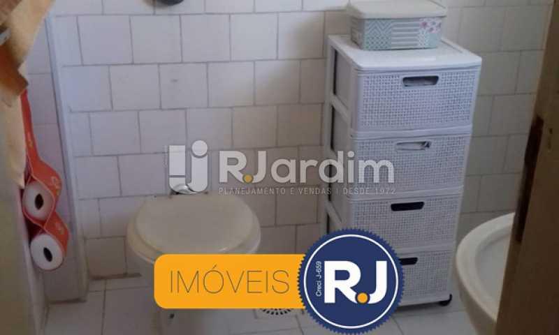 Banheiro - 2 quartos Copacabana - LAAP21229 - 15