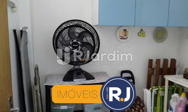 Dependência - 2 quartos Copacabana - LAAP21229 - 19