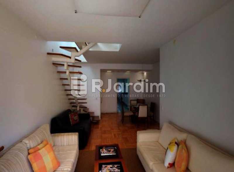 sala de estar - Cobertura à venda Rua Alberto de Campos,Ipanema, Zona Sul,Rio de Janeiro - R$ 3.150.000 - LACO20084 - 1