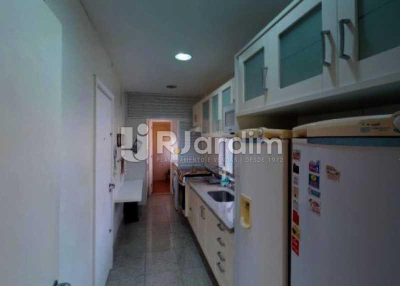 cozinha - Cobertura à venda Rua Alberto de Campos,Ipanema, Zona Sul,Rio de Janeiro - R$ 3.150.000 - LACO20084 - 10