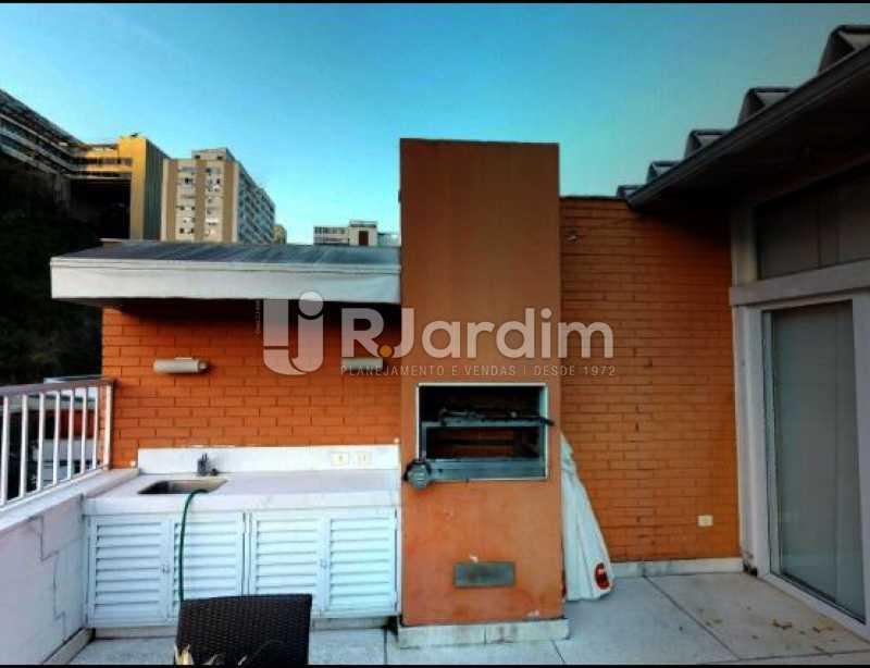 churrasqueira - Cobertura à venda Rua Alberto de Campos,Ipanema, Zona Sul,Rio de Janeiro - R$ 3.150.000 - LACO20084 - 20