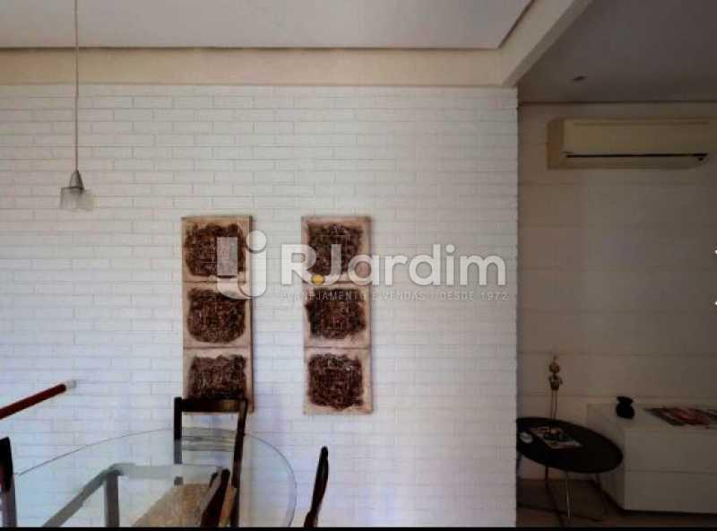 sala de jantar - Cobertura à venda Rua Alberto de Campos,Ipanema, Zona Sul,Rio de Janeiro - R$ 3.150.000 - LACO20084 - 6