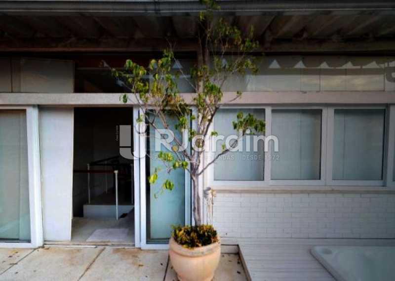 terraço - Cobertura à venda Rua Alberto de Campos,Ipanema, Zona Sul,Rio de Janeiro - R$ 3.150.000 - LACO20084 - 17