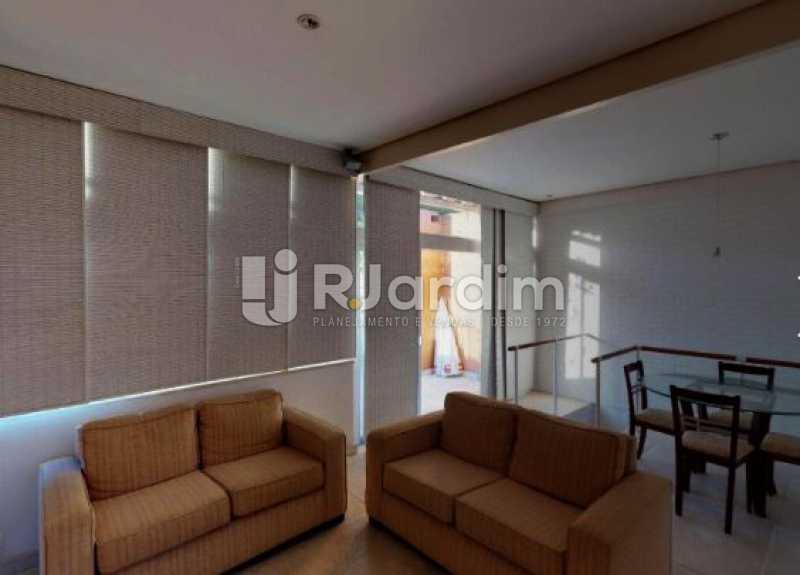 sala de estar - Cobertura à venda Rua Alberto de Campos,Ipanema, Zona Sul,Rio de Janeiro - R$ 3.150.000 - LACO20084 - 7