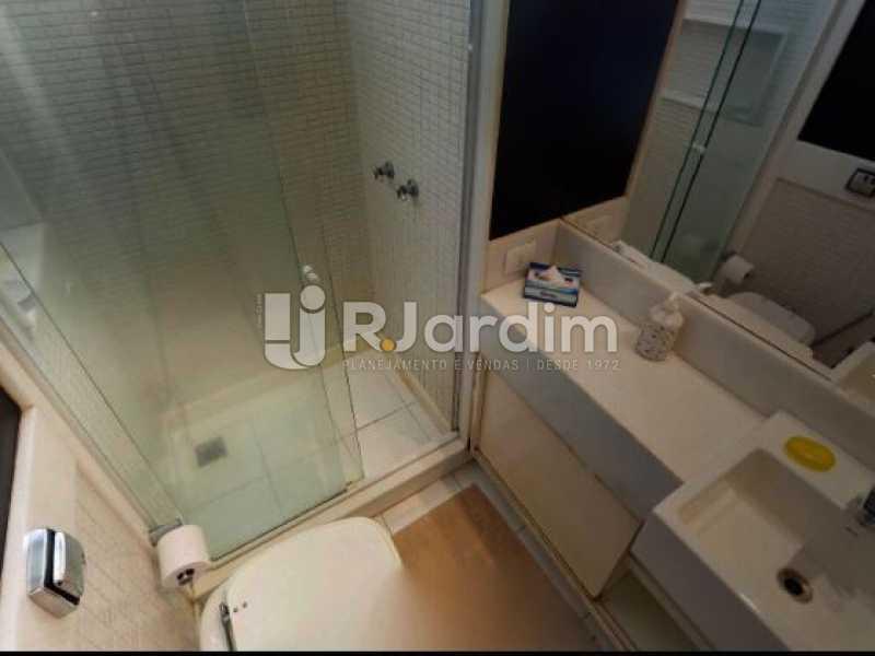 banheiro 1 - Cobertura à venda Rua Alberto de Campos,Ipanema, Zona Sul,Rio de Janeiro - R$ 3.150.000 - LACO20084 - 8