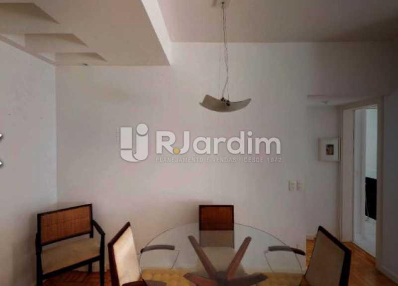sala do 2º piso - Cobertura à venda Rua Alberto de Campos,Ipanema, Zona Sul,Rio de Janeiro - R$ 3.150.000 - LACO20084 - 15