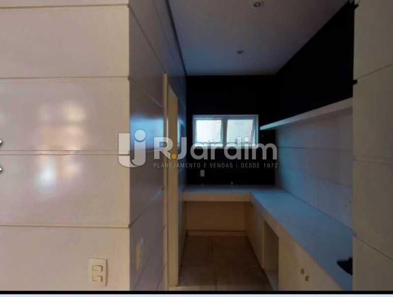 cozinha 2º piso - Cobertura à venda Rua Alberto de Campos,Ipanema, Zona Sul,Rio de Janeiro - R$ 3.150.000 - LACO20084 - 16
