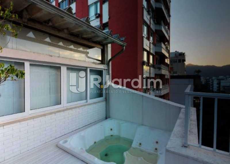 piscina - Cobertura à venda Rua Alberto de Campos,Ipanema, Zona Sul,Rio de Janeiro - R$ 3.150.000 - LACO20084 - 21