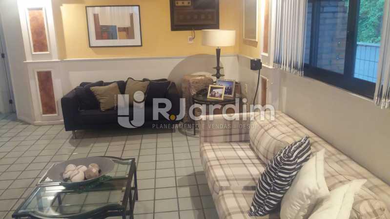 Salão 2º piso - Cobertura À VENDA, Lagoa, Rio de Janeiro, RJ - LACO40157 - 10