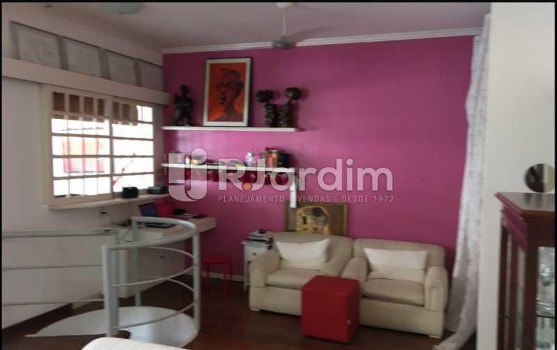 sala de estar piso superior - Cobertura À VENDA, Laranjeiras, Rio de Janeiro, RJ - LACO30241 - 12