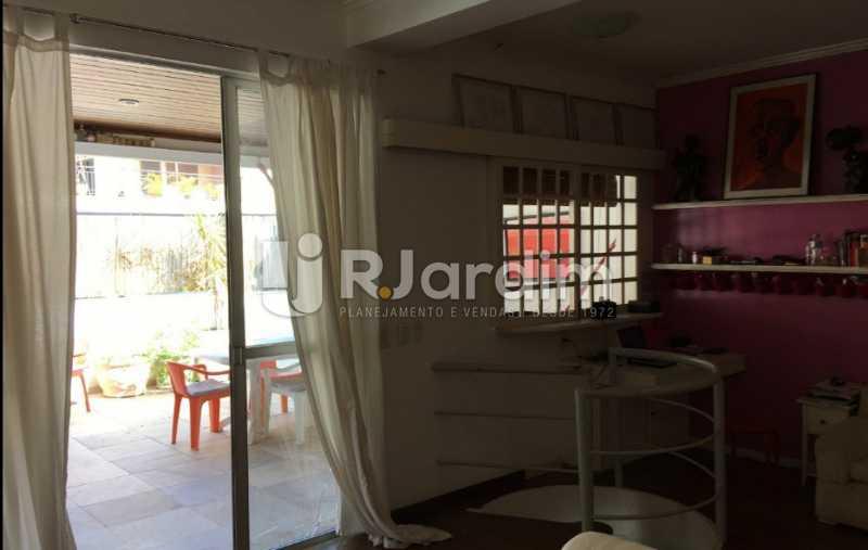 sala e terraço - Cobertura À VENDA, Laranjeiras, Rio de Janeiro, RJ - LACO30241 - 13
