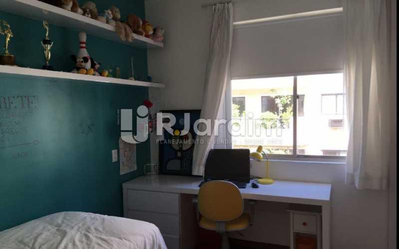quarto 1 - Cobertura À VENDA, Laranjeiras, Rio de Janeiro, RJ - LACO30241 - 18
