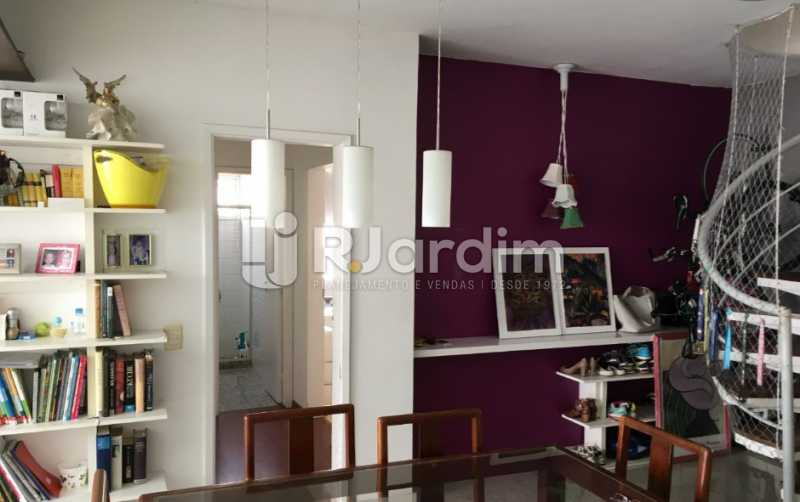 sala de jantar - Cobertura À VENDA, Laranjeiras, Rio de Janeiro, RJ - LACO30241 - 16