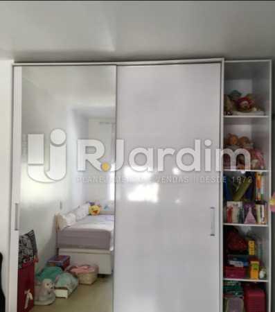 armário quarto 2 - Cobertura À VENDA, Laranjeiras, Rio de Janeiro, RJ - LACO30241 - 21