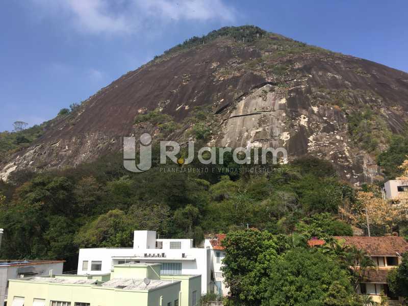 visão montanha - Cobertura À VENDA, Laranjeiras, Rio de Janeiro, RJ - LACO30241 - 4