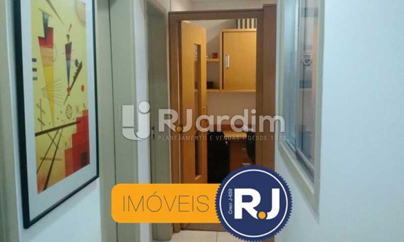 corredor - Sala Comercial À VENDA, Centro, Rio de Janeiro, RJ - LASL00162 - 9