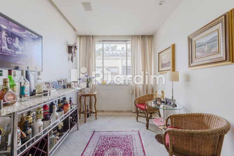 Sala  - Apartamento à venda Rua Santa Clara,Copacabana, Zona Sul,Rio de Janeiro - R$ 1.850.000 - LAAP40668 - 3